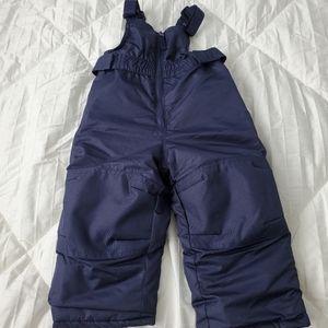 Infant snowpants 18mo